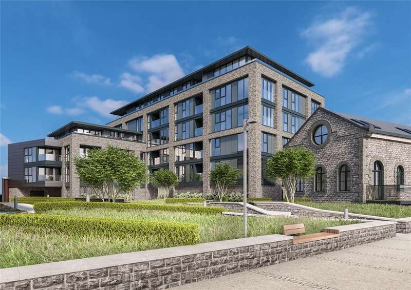 2 Bedrooms Flat for sale in Apartment 25 New Retort House, Brandon Yard, Lime Kiln Road, Bristol, BS1