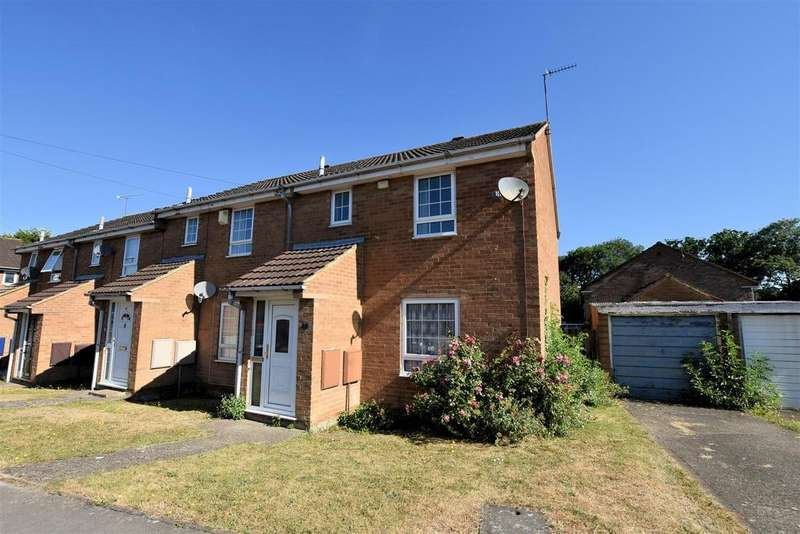 3 Bedrooms End Of Terrace House for sale in Denby Way, Tilehurst, Reading