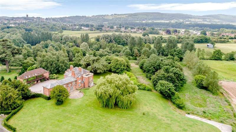 7 Bedrooms Detached House for sale in Fishmore, Ludlow, Shropshire