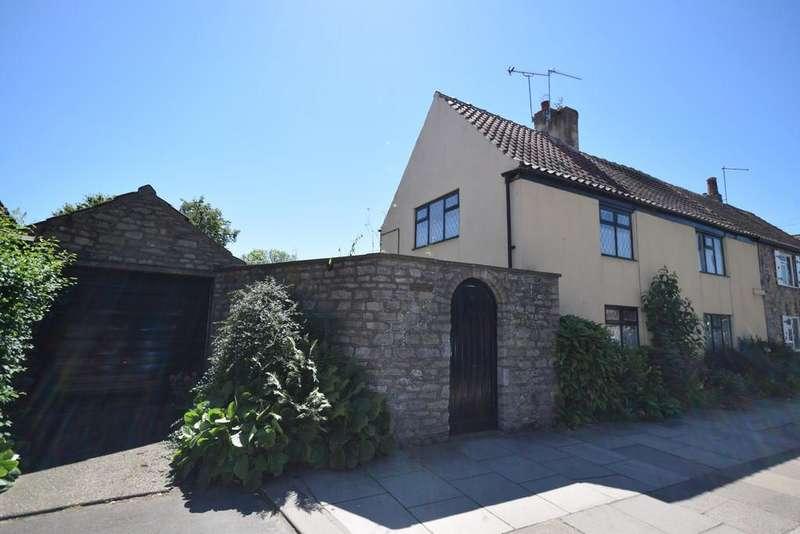 3 Bedrooms Cottage House for sale in Sunderland Street, Tickhill