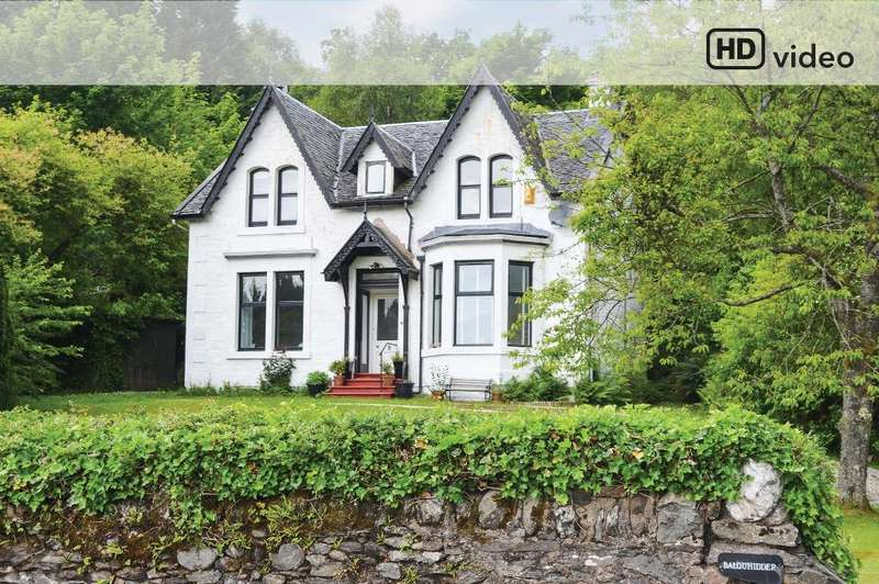 4 Bedrooms Detached House for sale in Shore Road, Garelochhead, Argyll Bute, G84 0EJ