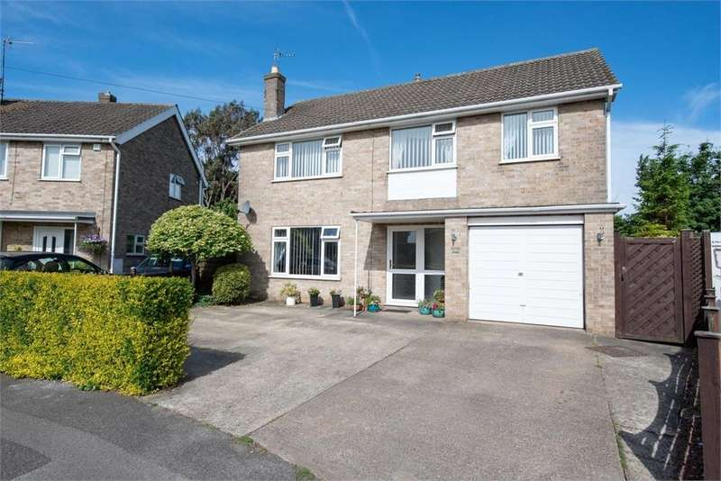 4 Bedrooms Detached House for sale in Margaret Drive, Boston, Lincolnshire