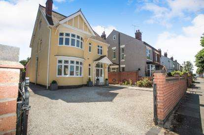 4 Bedrooms Detached House for sale in Lythalls Lane, Holbrooks, Coventry, West Midlands