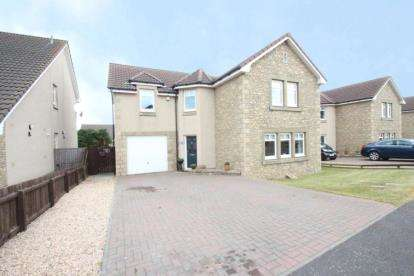 4 Bedrooms Detached House for sale in West Vows Walk, Kirkcaldy