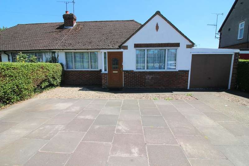 2 Bedrooms Bungalow for sale in Icknield Way, Luton, Bedfordshire, LU3 2BU