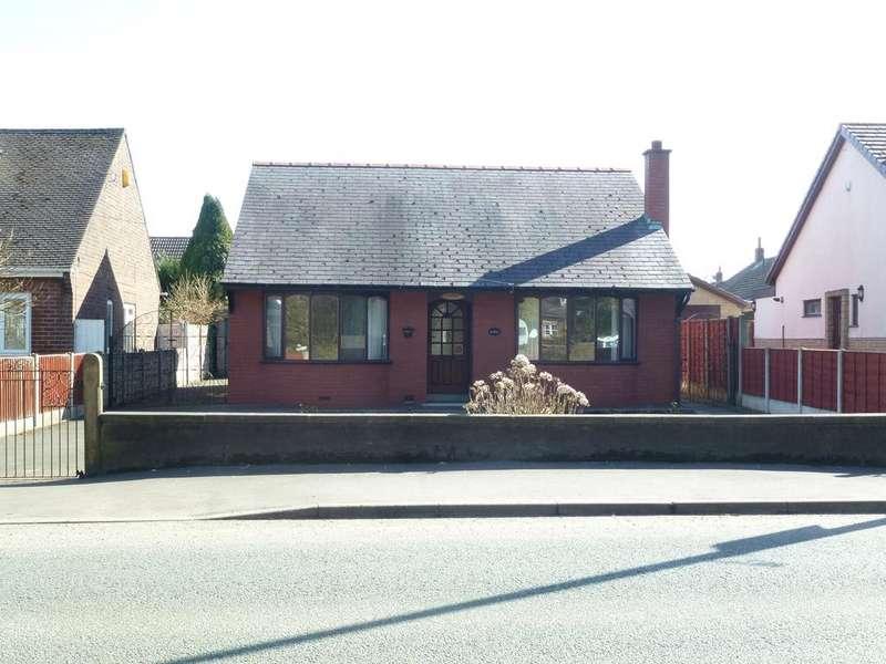 3 Bedrooms Detached Bungalow for sale in STANIFIELD LANE, LEYLAND PR25
