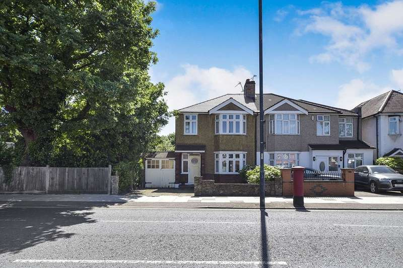 3 Bedrooms Semi Detached House for sale in Hanworth Road, Whitton, Hounslow, TW4