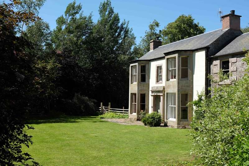 6 Bedrooms Detached House for sale in Biggarshiels, Biggar, South Lanarkshire, ML12
