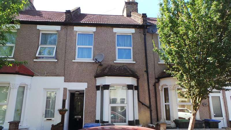 2 Bedrooms Terraced House for sale in Shrubbery Road, Edmonton, London, N9