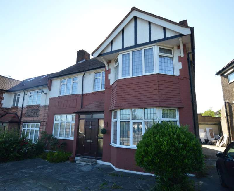 4 Bedrooms Semi Detached House for sale in Wilmer Way, Arnos Grove, London, N14 7JD