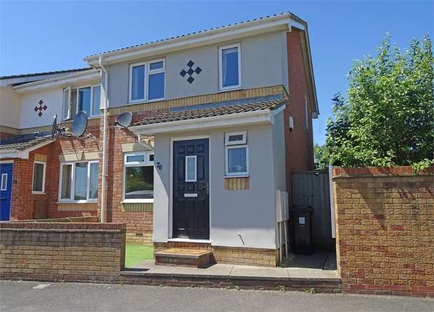 3 Bedrooms End Of Terrace House for sale in Gorse Cover Road, Severn Beach, Bristol, Gloucestershire