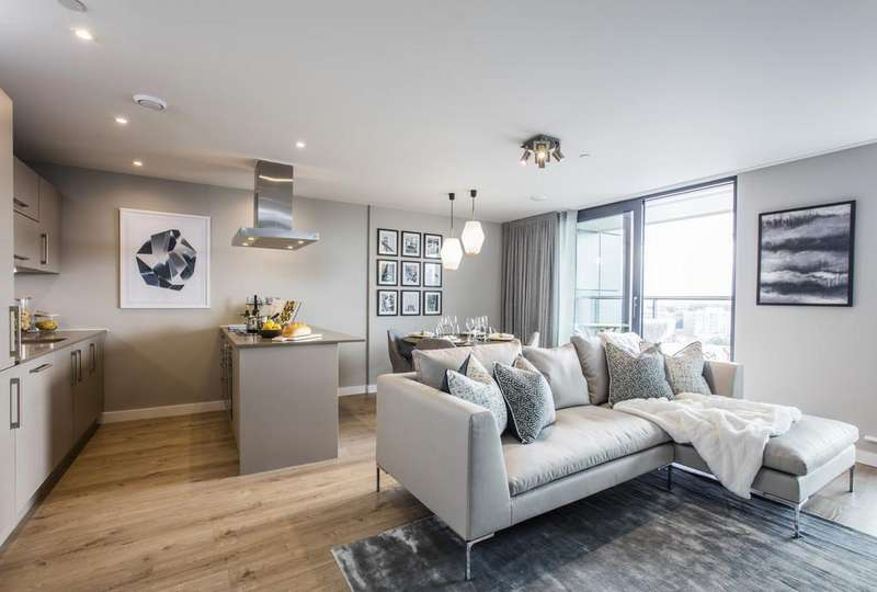 3 Bedrooms Apartment Flat for sale in Bermondsey Works