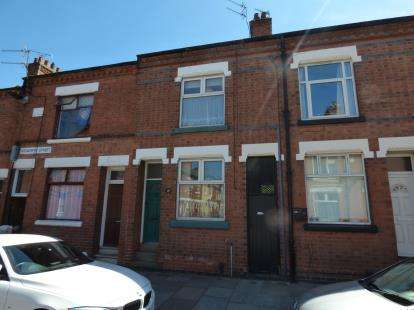 3 Bedrooms Terraced House for sale in Bosworth Street, NewfoundPool, Leicester, Leicestershire