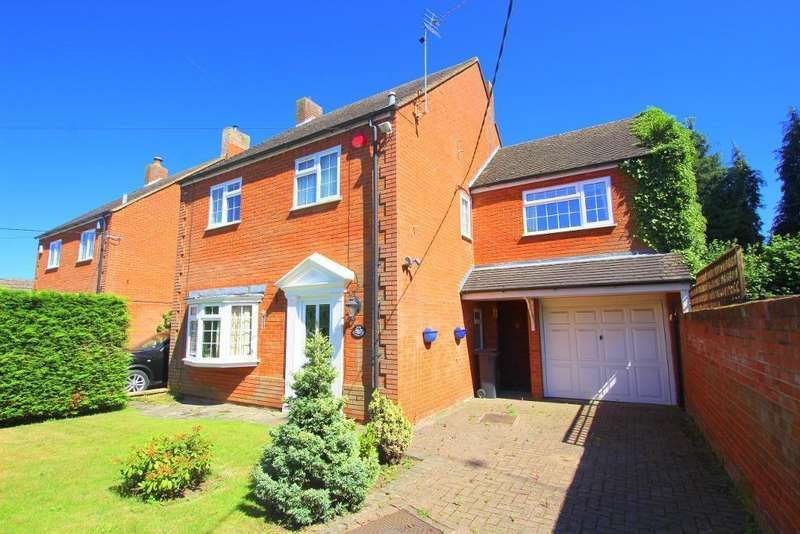 4 Bedrooms Link Detached House for sale in Church Lane, Flitton, Beds, MK45 5EL