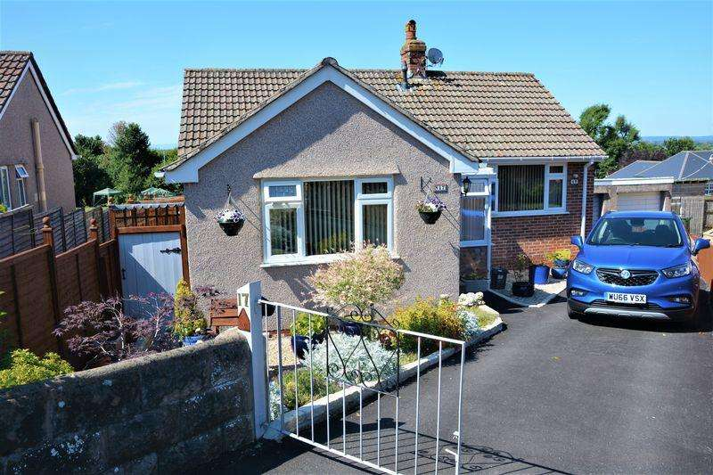 2 Bedrooms Detached Bungalow for sale in Littlefields Avenue, Banwell