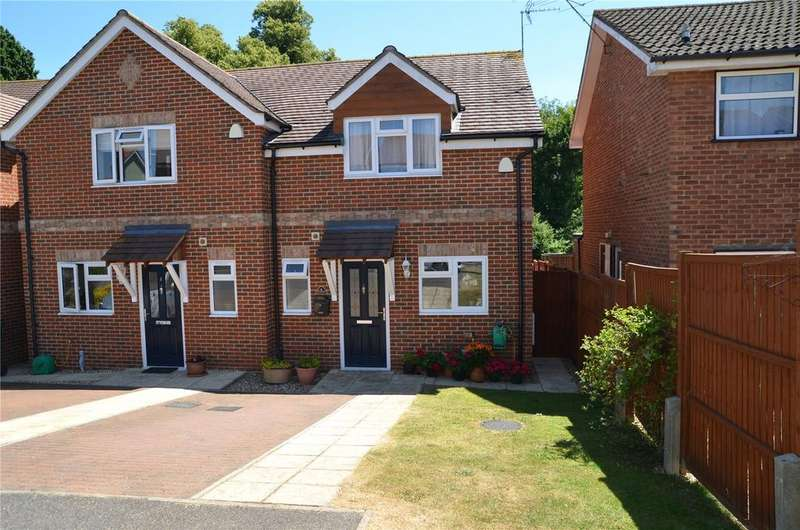 3 Bedrooms Semi Detached House for sale in Danes Close, Tilehurst, Reading, Berkshire, RG30