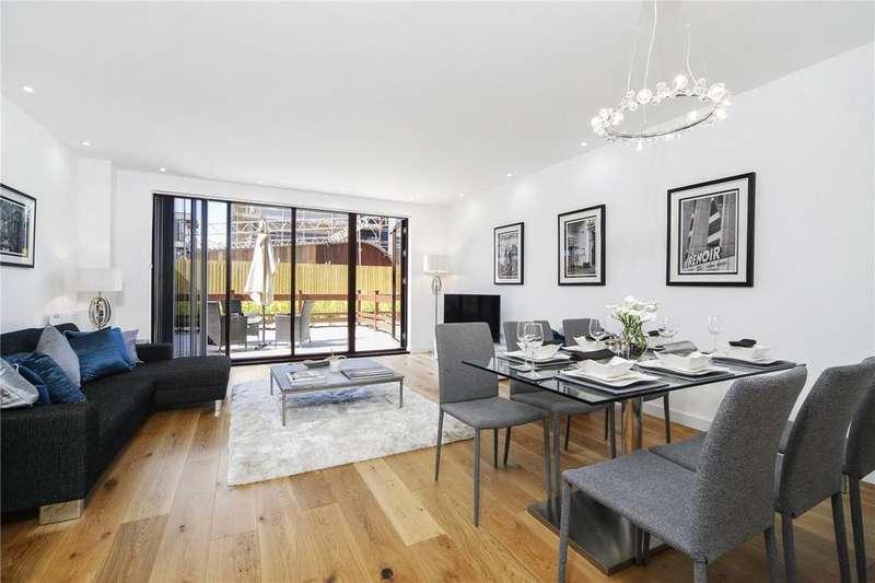 4 Bedrooms Terraced House for sale in Lollard Street, London, SE11