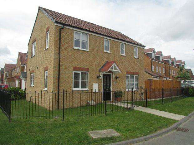 3 Bedrooms Detached House for sale in HAWKER CLOSE, SEATON CAREW, HARTLEPOOL