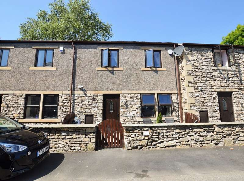 2 Bedrooms Terraced House for sale in Mint Cake Mews, Kendal