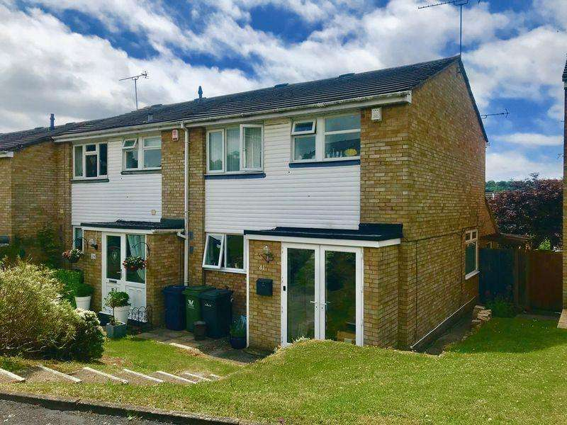 3 Bedrooms End Of Terrace House for sale in Pheasant Drive, Downley