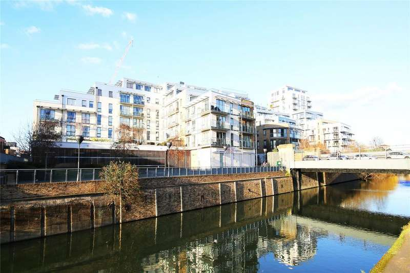 3 Bedrooms Apartment Flat for sale in Caspian Wharf, 1 Yeo Street, London, E3