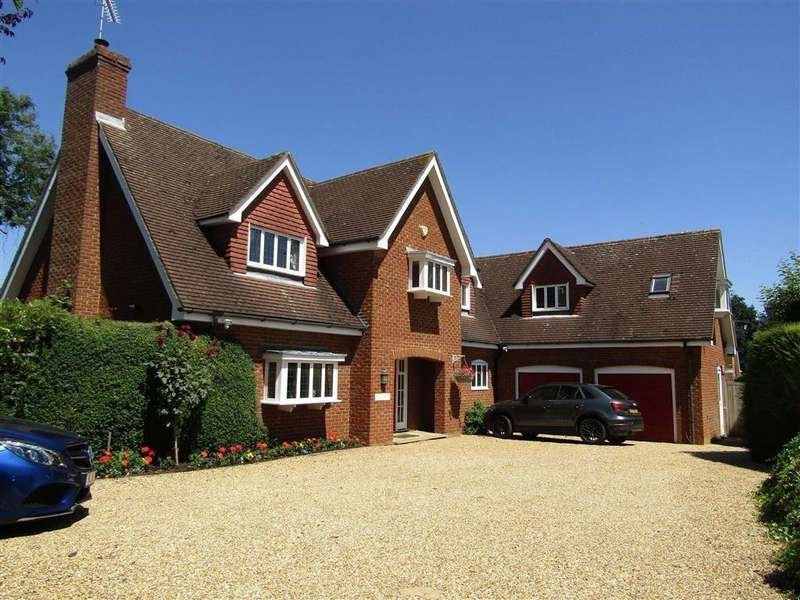 5 Bedrooms Detached House for sale in New England Close, St Ippolyts, Hitchin, SG4