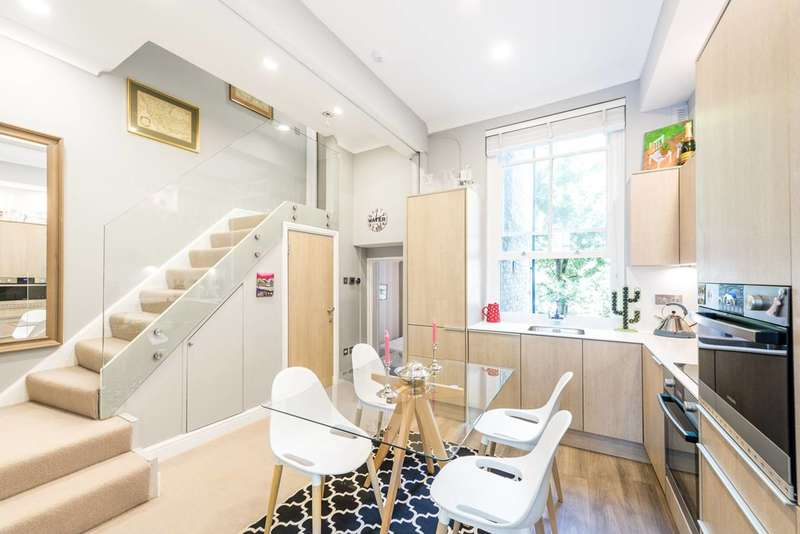 2 Bedrooms Flat for sale in Alderney Street, Pimlico, SW1V