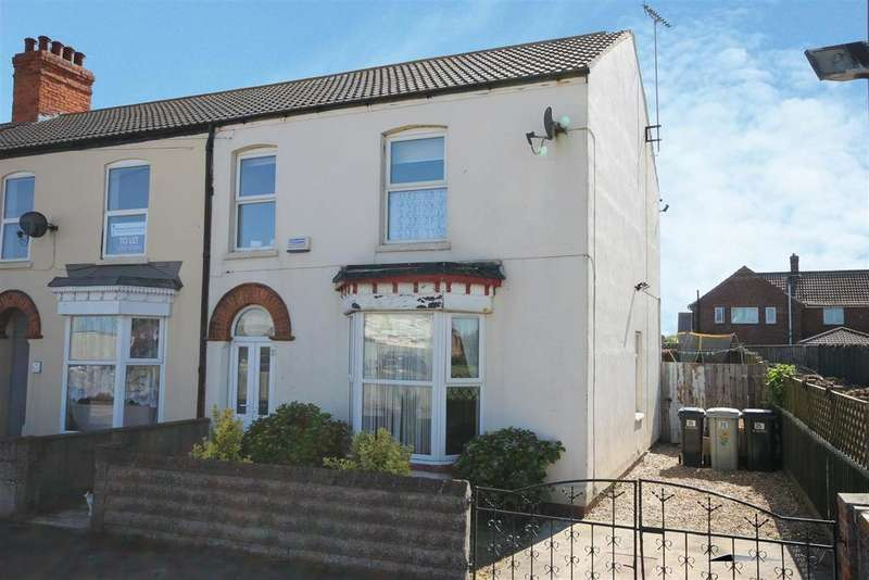 3 Bedrooms Terraced House for sale in Fitzwilliam Street, Mablethorpe