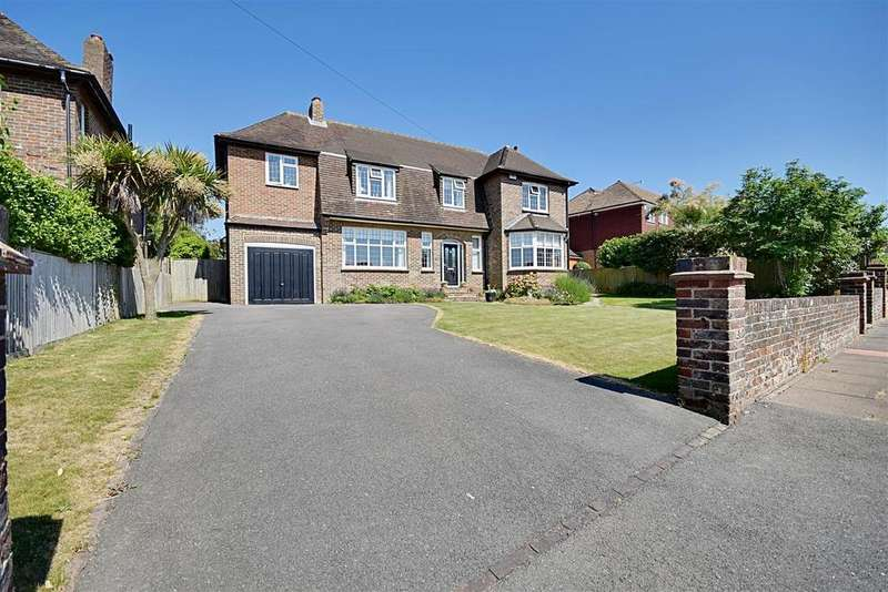 4 Bedrooms Detached House for sale in South Cliff Avenue, Bexhill-On-Sea