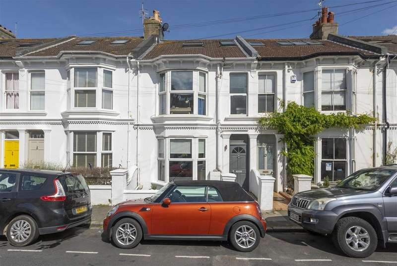 4 Bedrooms House for sale in Brooker Street, Hove