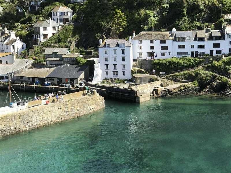 4 Bedrooms Detached House for sale in The Warren, Polperro, Cornwall, PL13
