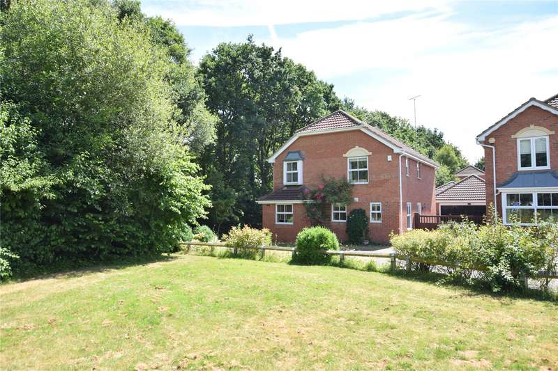 4 Bedrooms Detached House for sale in Neuman Crescent, Bracknell, Berkshire, RG12