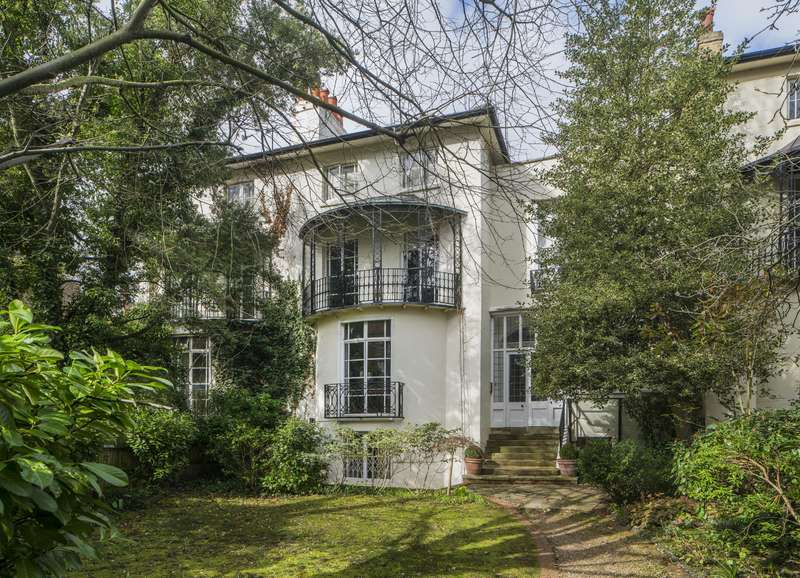 5 Bedrooms House for sale in Downshire Hill, Hampstead Village