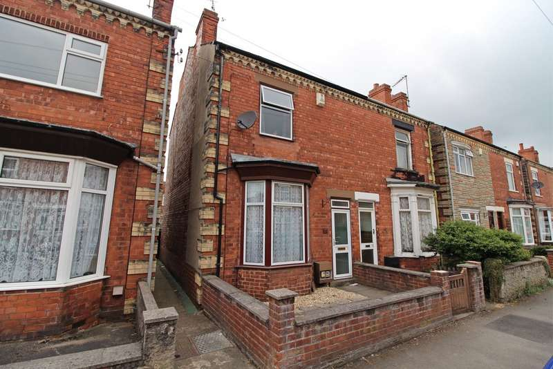 3 Bedrooms Semi Detached House for sale in Asquith Street, Gainsborough DN21