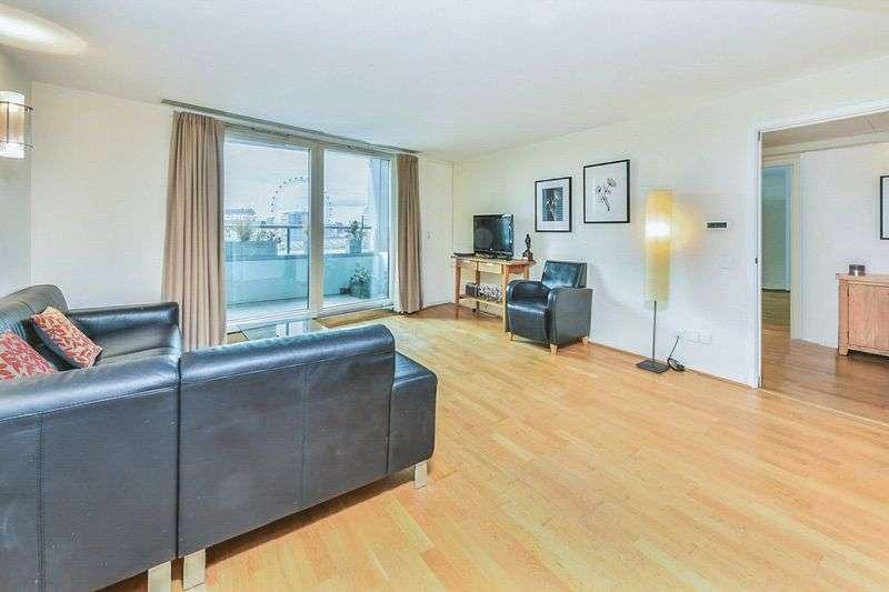 2 Bedrooms Property for sale in The Perspective Building 100 Westminster Bridge Road Waterloo