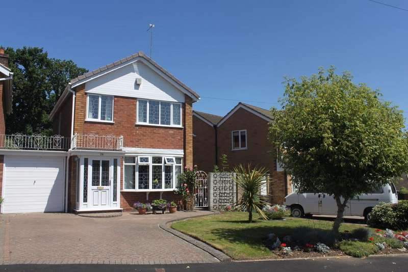 3 Bedrooms Link Detached House for sale in Beaudesert Road, Hollywood