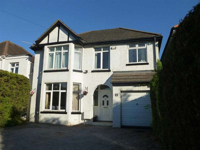 5 Bedrooms Detached House for sale in Newport Road, Chepstow