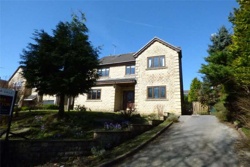 5 Bedrooms Detached House for sale in Beaufort Road, Bacup, Lancashire, OL13