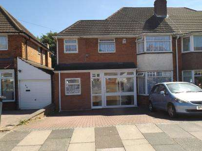 5 Bedrooms Semi Detached House for sale in Twycross Grove, Hodge Hill, Birmingham, West Midlands