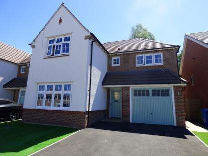 4 Bedrooms Detached House for sale in Wensleydale, Wilnecote, Tamworth, Staffordshire