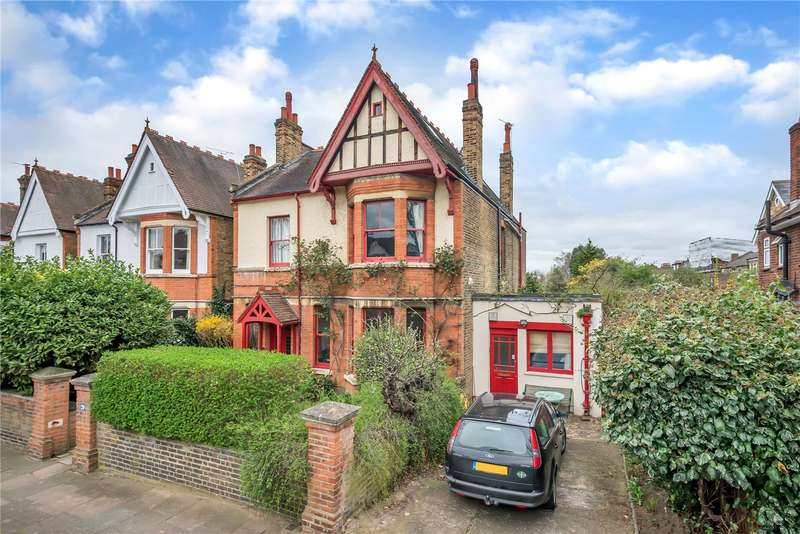 8 Bedrooms Detached House for sale in Denbigh Road, London, W13