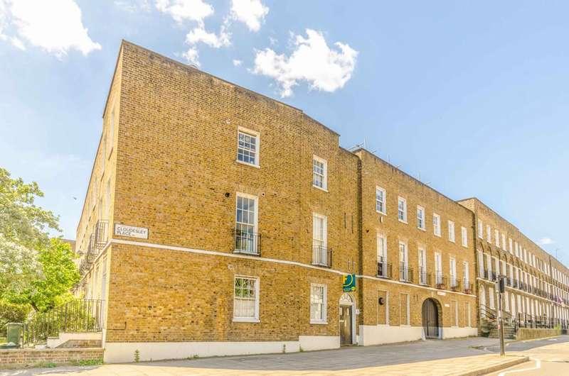1 Bedroom Flat for sale in Cloudesley Place, Islington, N1