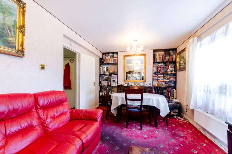 3 Bedrooms Maisonette Flat for sale in Anerley Road, Crystal Palace, SE20