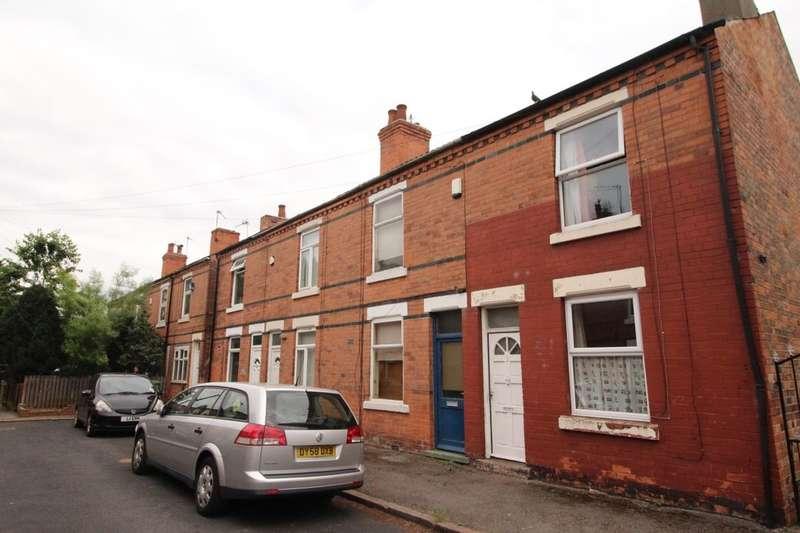 2 Bedrooms Semi Detached House for sale in Bradbury Street, Nottingham, NG2