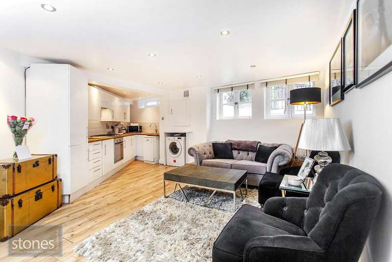 2 Bedrooms Apartment Flat for sale in Church Walk, Hampstead Borders, London, NW2