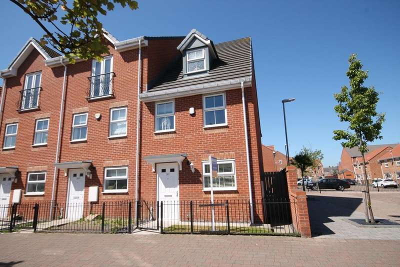 3 Bedrooms End Of Terrace House for sale in Raby Road, Headway, Hartlepool