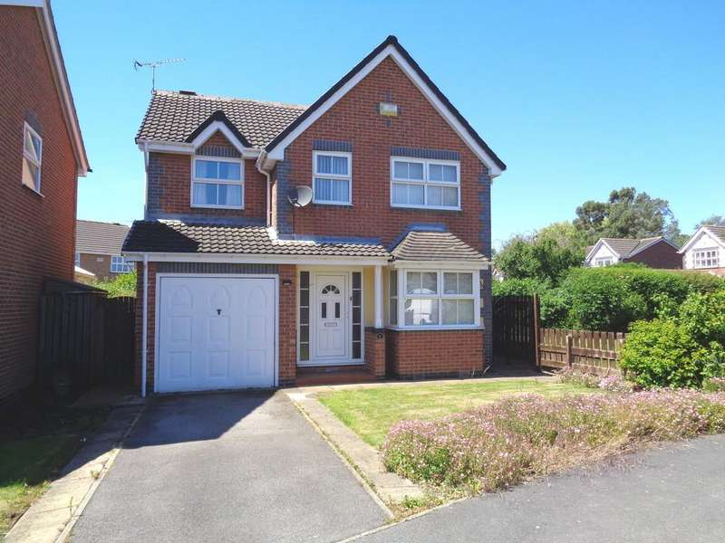 4 Bedrooms Detached House for sale in 4 Thornbridge Close