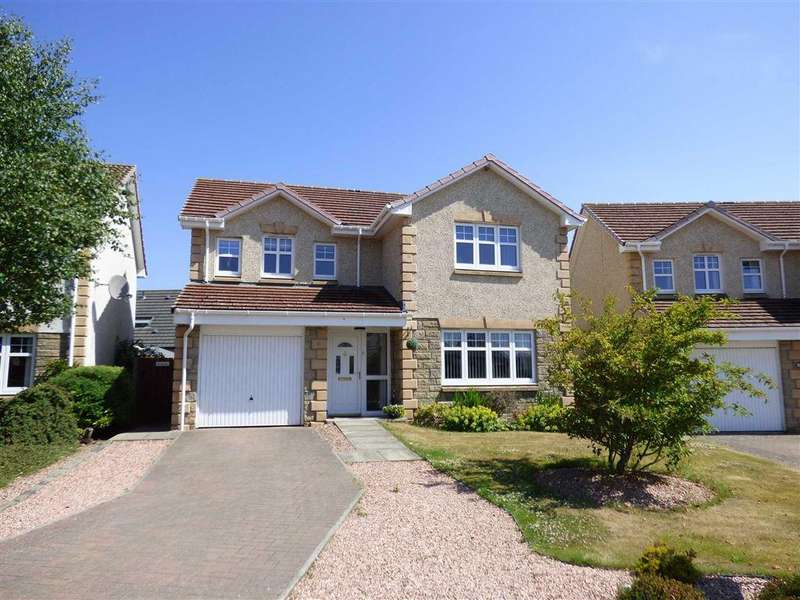 4 Bedrooms Detached House for sale in Borthwick Place, Balmullo, Fife