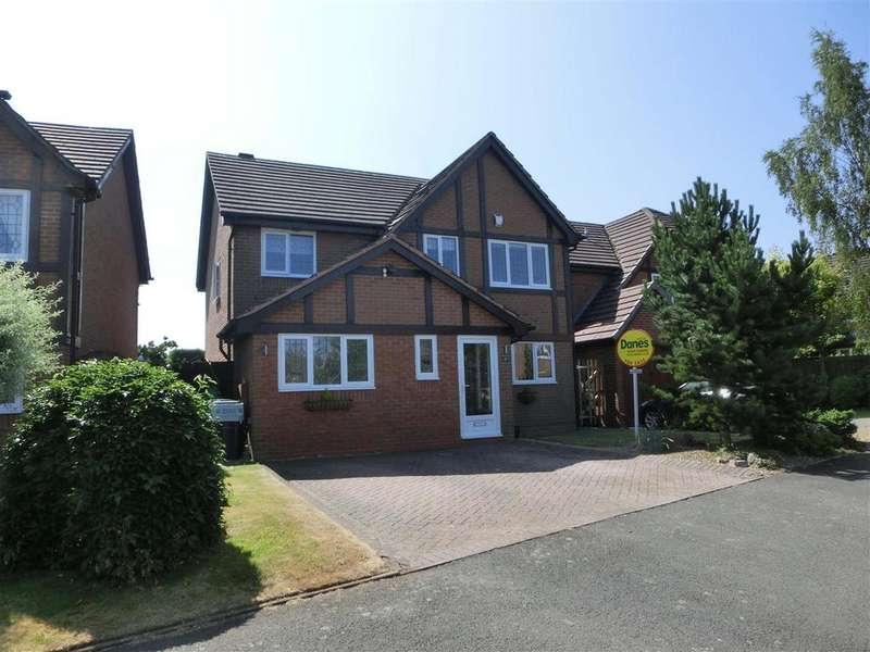 4 Bedrooms Detached House for sale in Sycamore Drive, Hollywood, Birmingham
