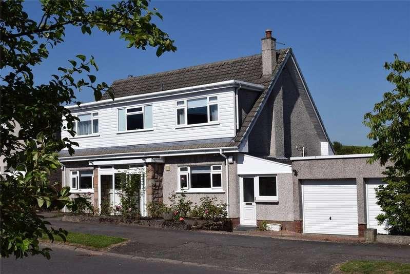 4 Bedrooms Detached House for sale in Inveroran Drive, Bearsden, Glasgow